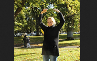 澳洲女子的神奇「減肥」經歷  5個月70斤