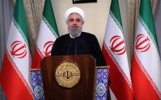 【快訊】伊朗揚言10天內濃縮鈾存量超上限
