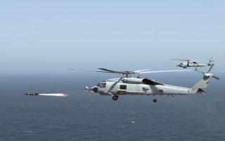 强化反潜战力 台军方拟购MH-60R直升机
