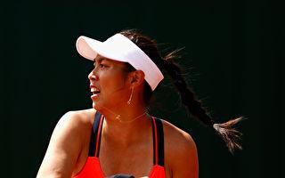 法網詹家姊妹雙贏 同晉女雙32強
