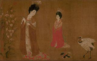 漫談中國舞:唐朝的《歎百年》隊舞