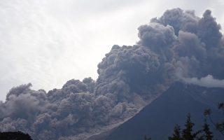 危地马拉火山大爆发 村庄被埋已25死数百伤