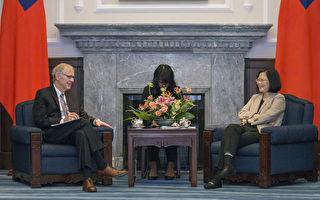 中共打压力道增加  蔡英文:台湾续与美国合作