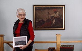 爱城祖母没想到 家里地下室一幅画卖到48万