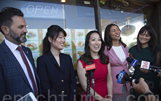 旧金山市议员汤凯蒂不寻求连任  居民:不表惋惜