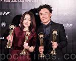 陈奕迅徐佳莹封金曲歌王歌后 双双获专辑奖