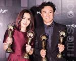 徐佳莹三度入围夺歌后 歌王陈奕迅谢台湾