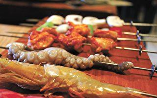 悉尼的韩国美食:品味原木木炭烧烤就来韩国BBQ Station吧!