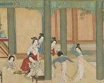 穿越兩千年《漢宮春曉》重現後宮嬪妃生活(1)