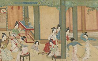 穿越二千年《汉宫春晓》重现后宫嫔妃生活(1)