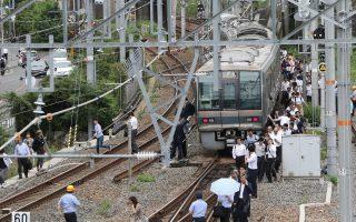 蔡英文:日本大阪地震 台湾准备好提供援助