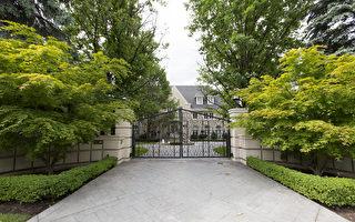 开价数千万元 加国5大待售最贵超级豪宅