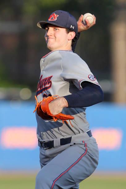 米澤成為MLB選秀狀元。