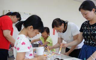 身教重於言教 親子互動導入分享教育