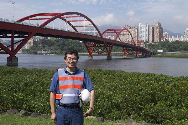 為橋梁看病 臺灣教授不斷創新 四兩撥千斤