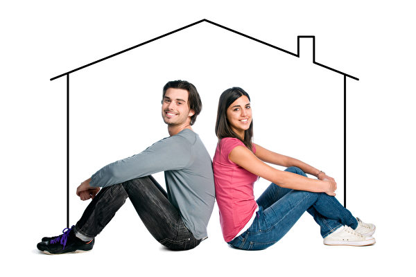 對於今天的年輕人來說,購買房產的理想年齡在25歲至34歲之間。這是市場和民意調查公司Harris Interactive為房地產網絡Guy Hoquet所做調查得出的結論。(Fotolia)