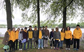 愛市獅會環保維護花園和步道
