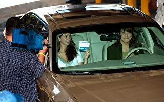 擋風玻璃上的芯片 將成中共監控汽車工具