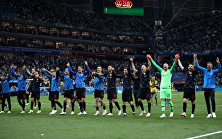 梅西領頭集體失準 阿根廷0比3慘敗克羅地亞