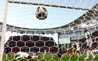 世界盃H組:亞洲勁旅日本2:2戰平塞内加尔