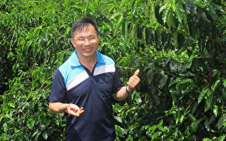 台湾之光 郭章盛让台湾咖啡扬名国际
