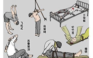 """国际反酷刑日 看中共秘密使用的""""酷刑"""""""