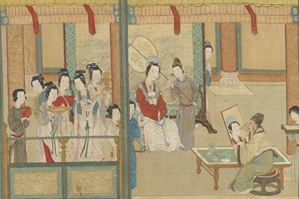 穿越二千年《漢宮春曉》重現後宮嬪妃生活(2)