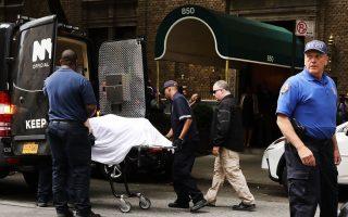 纽约名流自杀引关注 华医:自杀是疾病