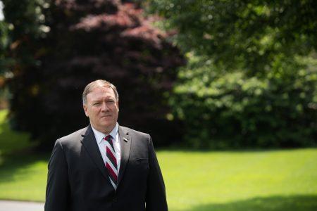 「六四」天安門屠殺慘案4日滿29周年,美國國務卿蓬佩奧(Mike Pompeo)發表聲明,強調保護人權是所有國家的基本責任。
