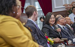 打壓力道越大  蔡英文:台灣走出去的決心更強