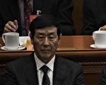 还有一年退休的中共最高法院常务副院长沈德咏被免职。(NICOLAS ASFOURI/AFP/Getty Images)