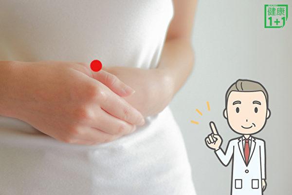 腹部1个穴位是人体药物箱 常按改善肠胃功能