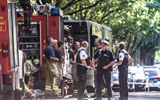 德国巴士刺人案酿14伤 不排除恐袭可能