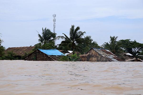 求佛菩萨救救缅甸耕农与灾民