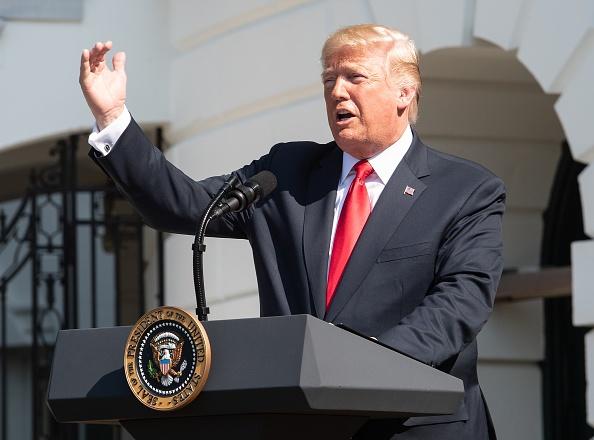 美中貿易戰之際 特朗普推出印太戰略新舉措