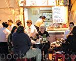 盤點韓國有名的夜市場