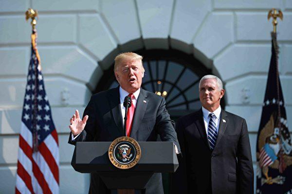 美國經濟引領世界 特朗普領導力獲讚