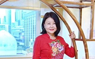 跨海姻缘香港扎根 台湾女作家为新界着书立说