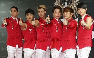 「神話」慶出道20年 10月13日台北小巨蛋開唱