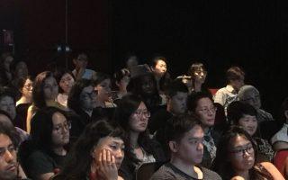 《求救信》纽约放映   观众:全世界都应该来看