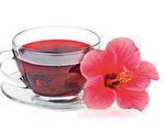 七绝:洛神花茶