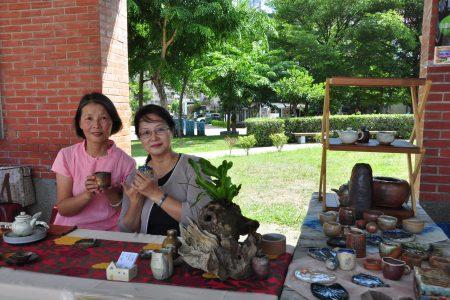 """""""生活陶、乐陶陶""""的课程,让陶土的芬芳,透过手感温度,丰富你的居家生活"""