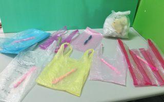 宜兰县9月1日起推动  使用透明垃圾袋