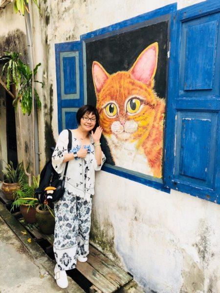 唐美云到马来西亚演出,收到戏迷满满的热情。