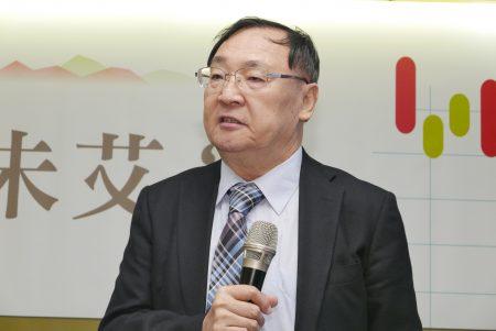 中國文化大學政治學系特聘講座教授陳一新。