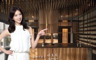 林志玲传递幸福 分享大雅厨具时尚美学