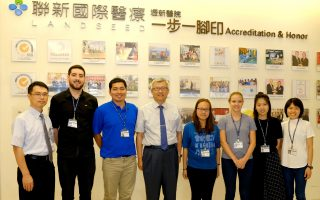 台灣醫療實力與健保  美國大學生全世界分享