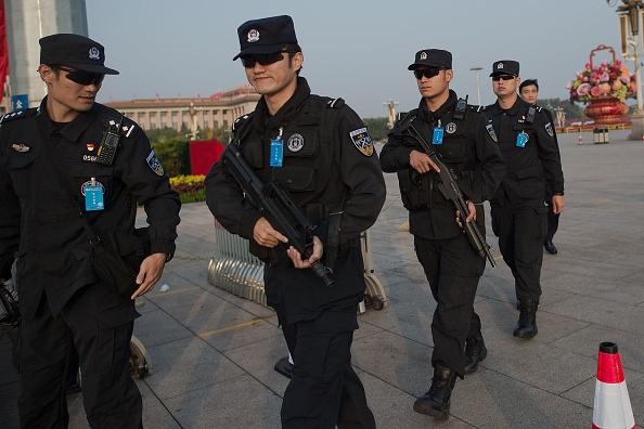 中共對付抗議民眾新武器:八百米外點燃你