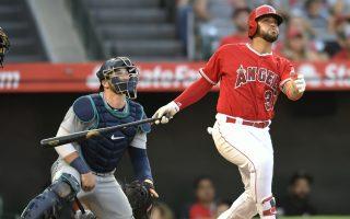 MLB阿西亚打点破纪录 天使11:5大胜水手