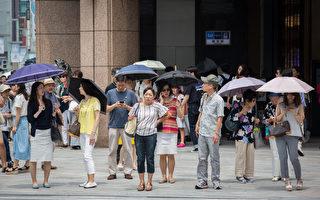 日本创纪录高温 一周多30死 数千人送医